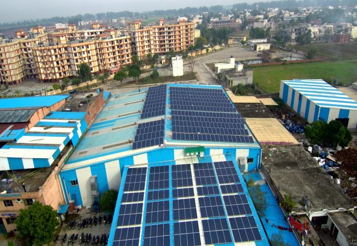 150 kW at Sporting Syndicate, Jalandhar.