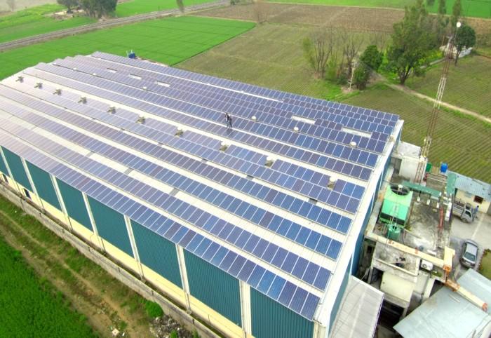 290 kW at J.K. International, Jalandhar, Punjab